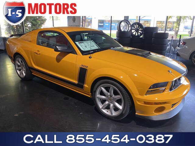 Used 2007 Ford Mustang in Fife, WA
