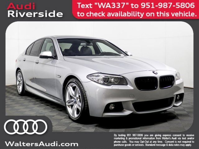2015 BMW 5 Series 535i 4dr Sdn 535i RWD Intercooled Turbo Premium Unleaded I-6 3.0 L/182 [2]