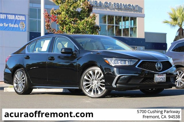 Used 2018 Acura RLX in , CA
