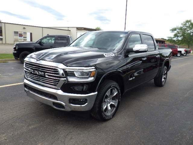 2019 Ram 1500 Laramie Laramie 4x4 Crew Cab 5'7″ Box Regular Unleaded V-8 5.7 L/345 [1]