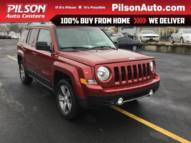 Used 2017 Jeep Patriot in Mattoon, IL