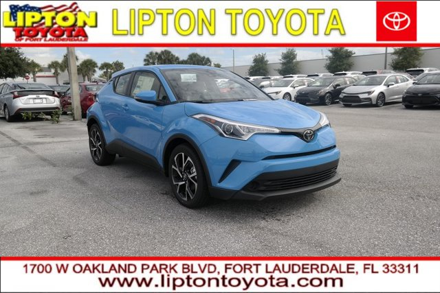 New 2019 Toyota C-HR in Ft. Lauderdale, FL