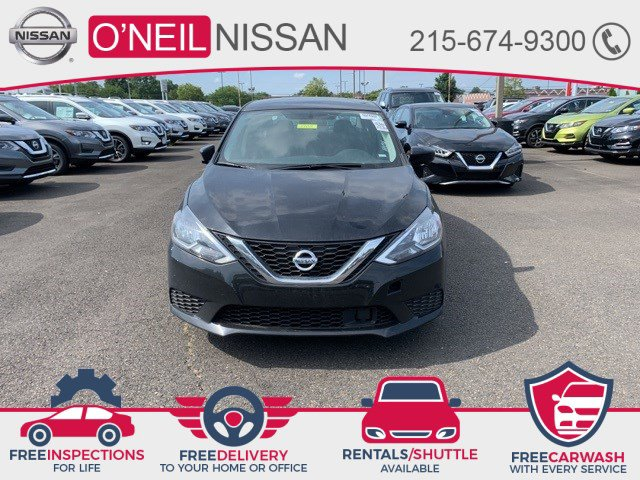 2019 Nissan Sentra SV SV CVT Regular Unleaded I-4 1.8 L/110 [3]