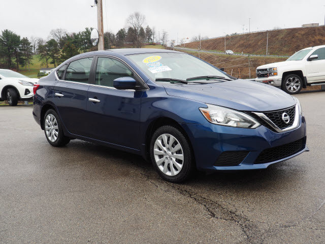 Used 2017 Nissan Sentra in Greensburg, PA