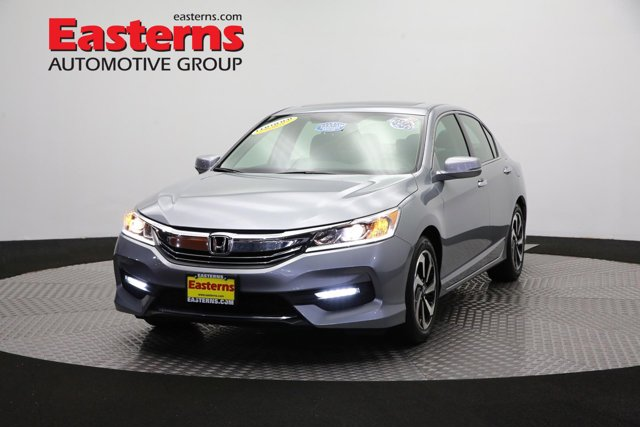 2017 Honda Accord EX-L V6 4dr Car
