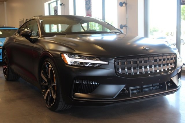 2021 Polestar 1 Base Coupe Turbo/Supercharger Gas/Electric I-4 2.0 L [0]