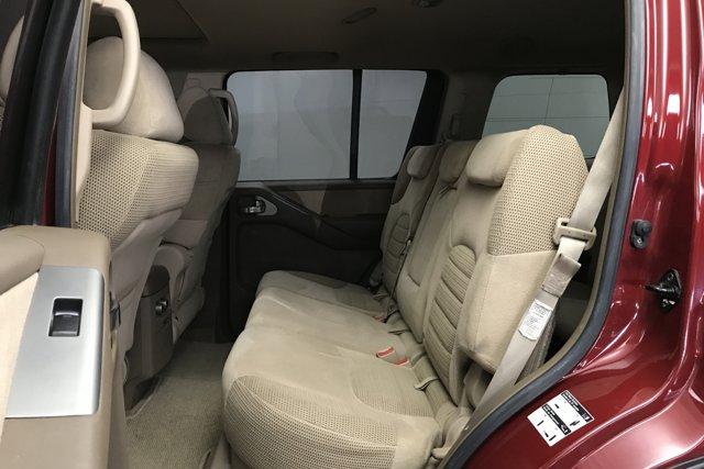 Used 2007 Nissan Pathfinder 4WD 4dr SE