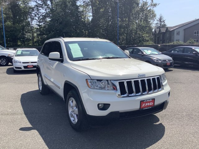 Used 2012 Jeep Grand Cherokee 4WD 4dr Laredo