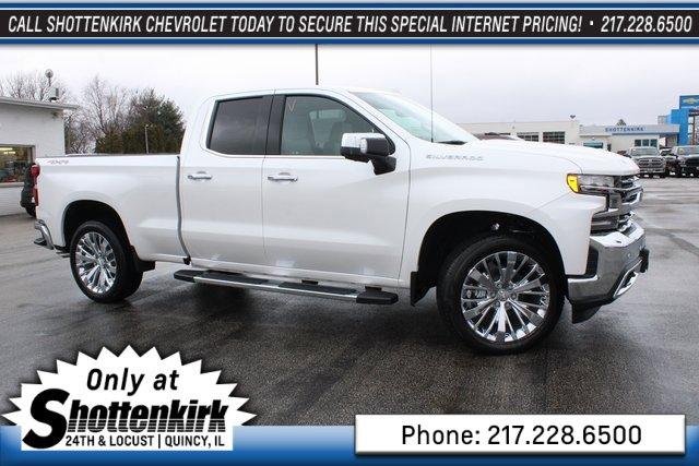 New 2020 Chevrolet Silverado 1500 in Quincy, IL