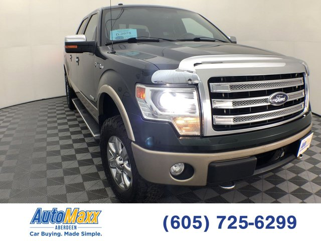 Used 2013 Ford F-150 in Aberdeen, SD