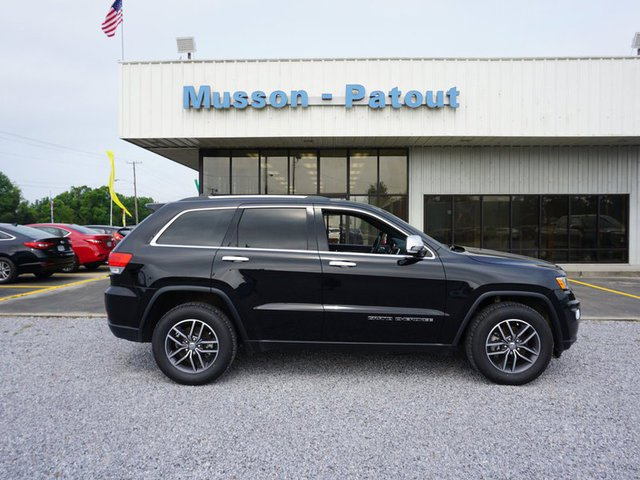 Used 2017 Jeep Grand Cherokee in New Iberia, LA