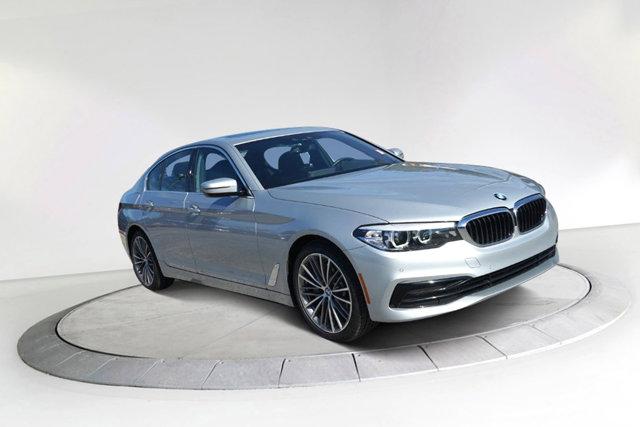 Used 2019 BMW 5 Series in Fort Walton Beach, FL