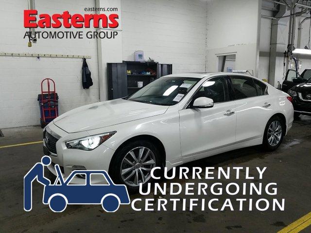 2016 INFINITI Q50 Premium 4dr Car