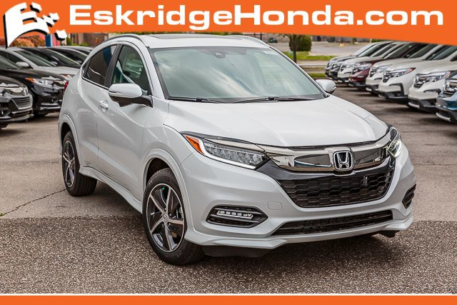 New 2019 Honda HR-V in Oklahoma City, OK