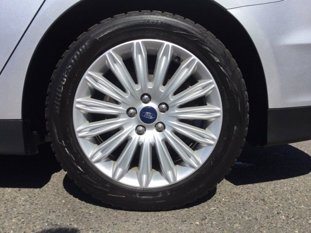 Used 2016 Ford Fusion 4dr Sdn S Hybrid FWD