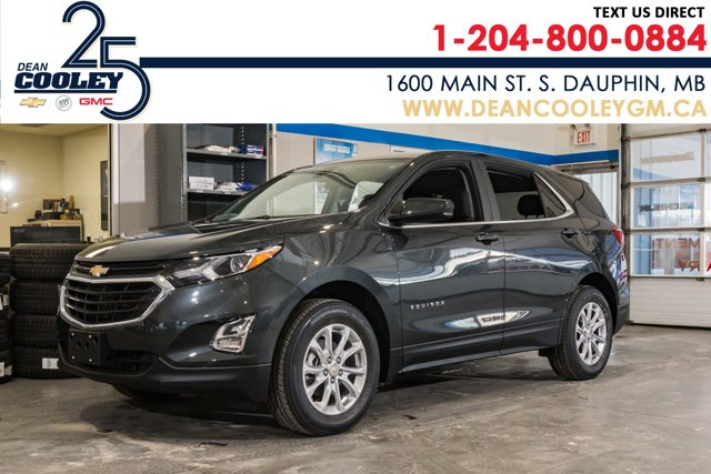 2021 Chevrolet Equinox LT AWD 4dr LT w/1LT Turbocharged Gas I4 1.5L/92 [5]