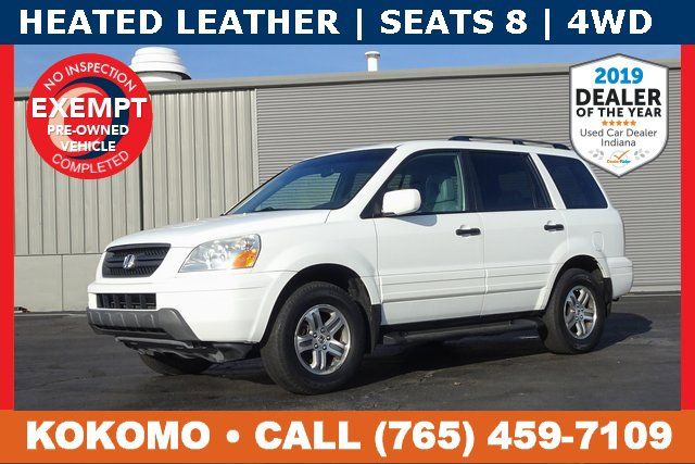 Used 2004 Honda Pilot in Indianapolis, IN