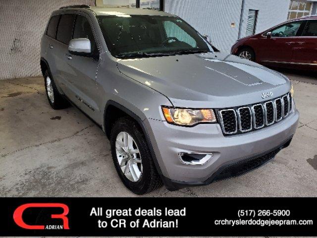 2017 Jeep Grand Cherokee Laredo 48773 miles VIN 1C4RJFAG1HC800481 Stock  1962121389 23000