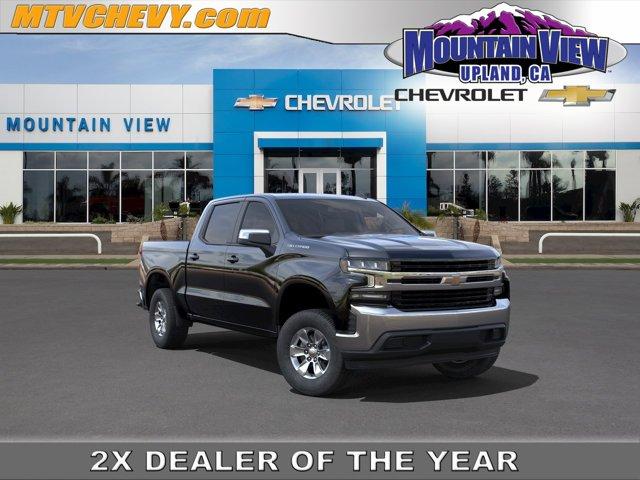 "2021 Chevrolet Silverado 1500 LT 2WD Crew Cab 147"" LT Gas V8 5.3L/325 [22]"