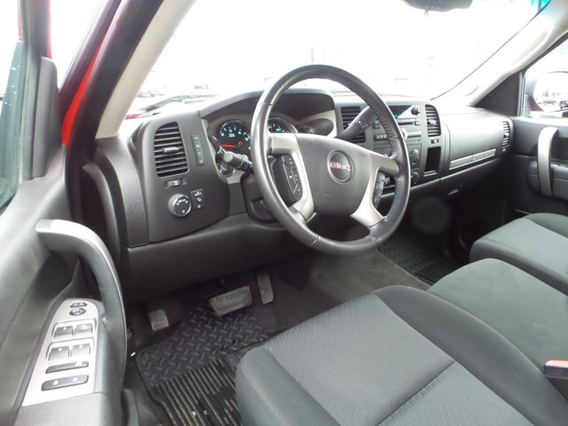 Used 2013 GMC Sierra 1500 4WD Crew Cab 143.5 SLE