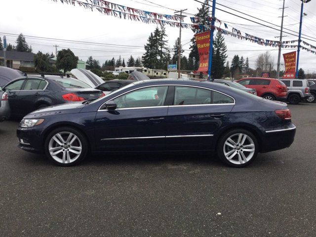 Used 2013 Volkswagen CC 4dr Sdn Lux PZEV
