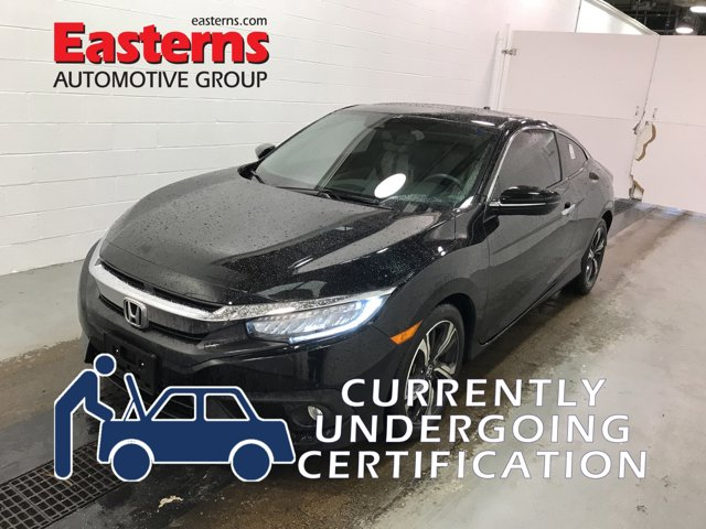 2016 Honda Civic Coupe Touring 2dr Car