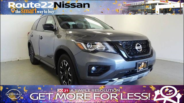 2020 Nissan Pathfinder SL 4x4 SL Regular Unleaded V-6 3.5 L/213 [5]