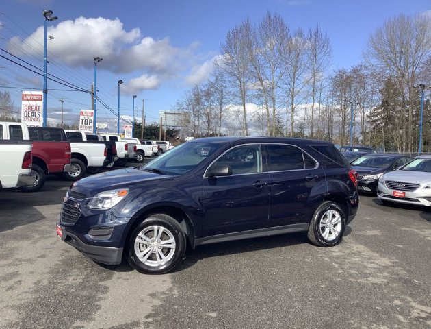 Used 2017 Chevrolet Equinox FWD 4dr LS
