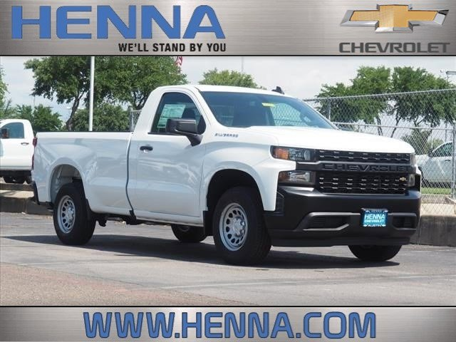 New 2019 Chevrolet Silverado 1500 in Austin, TX