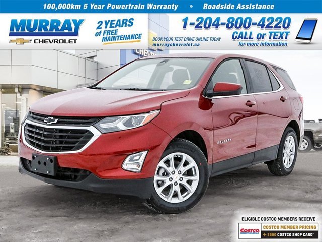 2021 Chevrolet Equinox LT FWD 4dr LT w/1LT Turbocharged Gas I4 1.5L/92 [18]