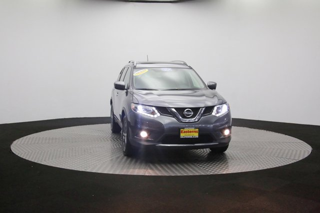 2016 Nissan Rogue for sale 121371 47