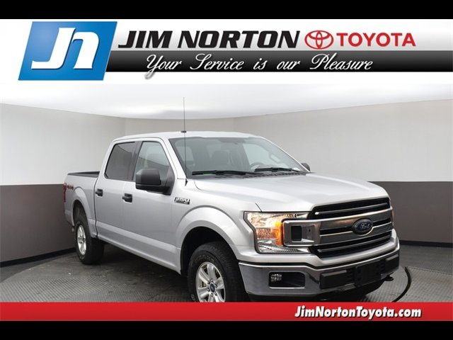 Used 2018 Ford F-150 in Tulsa, OK