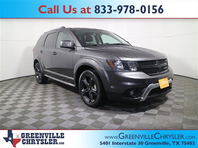 Used 2018 Dodge Journey in Greenville, TX