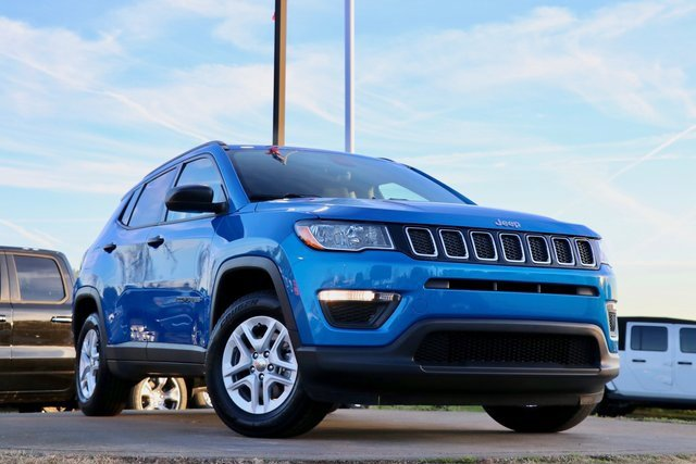 Used 2018 Jeep Compass in , TX
