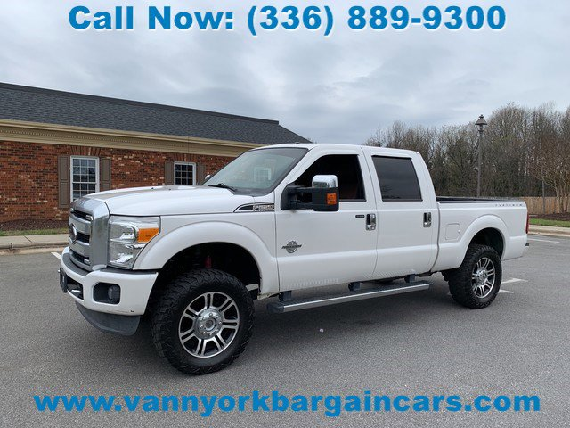 Used 2014 Ford Super Duty F-250 SRW in High Point, NC
