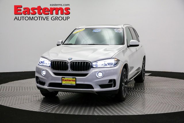 2017 BMW X5 sDrive35i Luxury Sport Utility