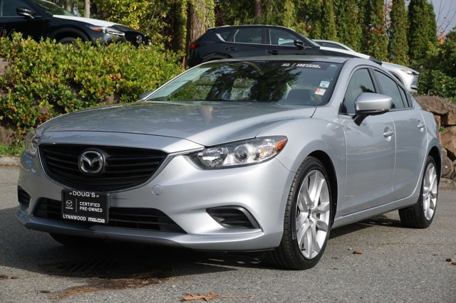 Used 2017 Mazda Mazda6 in Lynnwood Seattle Kirkland Everett, WA