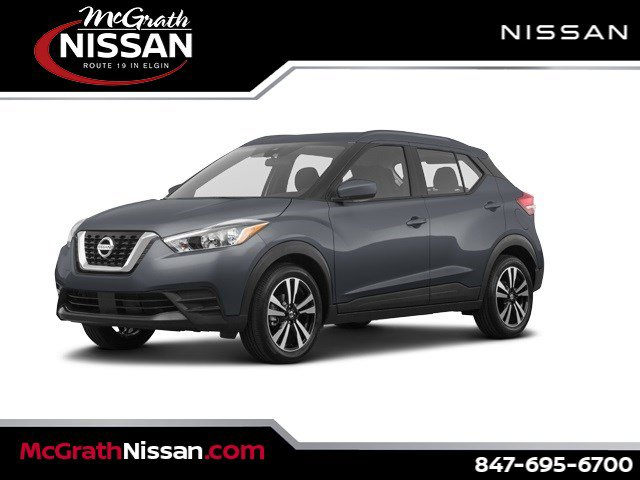 2020 Nissan Kicks SV SV FWD Regular Unleaded I-4 1.6 L/98 [11]