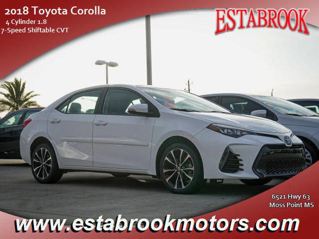 Used 2018 Toyota Corolla in Moss Point, MS