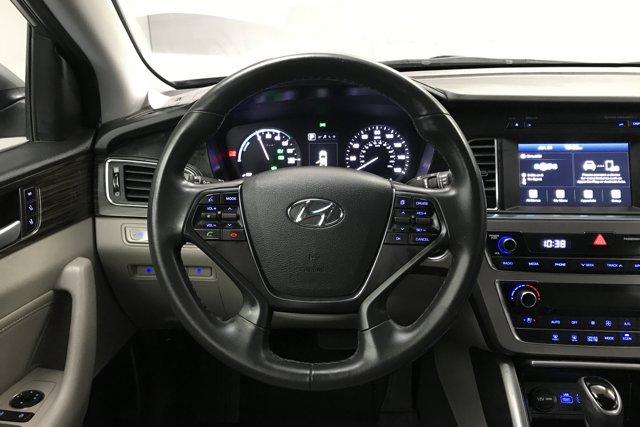 Used 2017 Hyundai Sonata Hybrid Limited