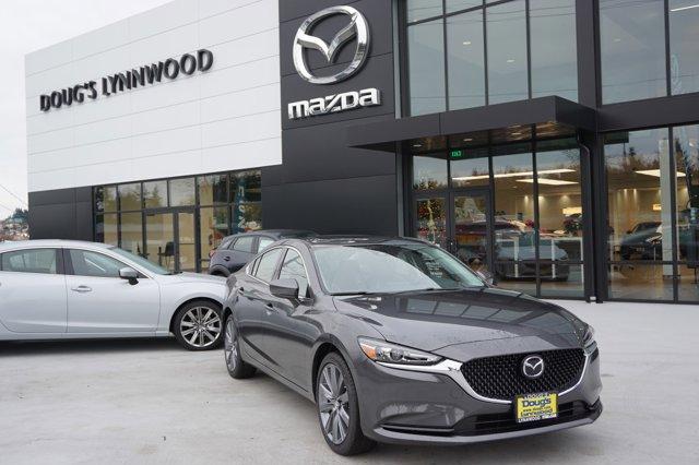 New 2020 Mazda Mazda6 in Lynnwood Seattle Kirkland Everett, WA