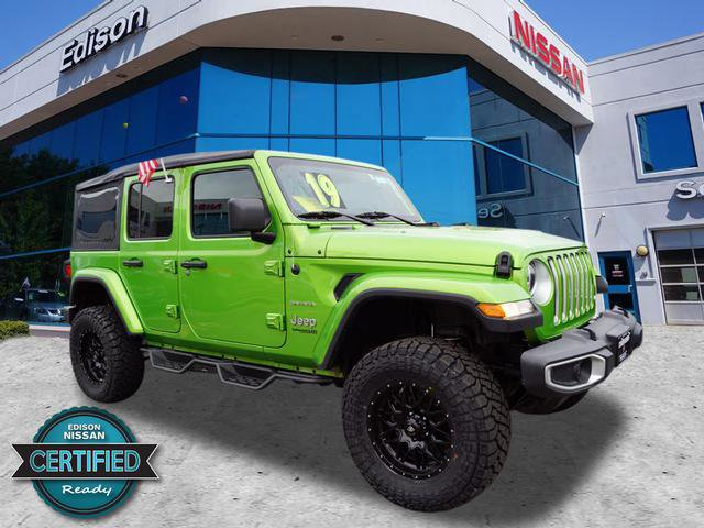 Used 2019 Jeep Wrangler Unlimited in Little Falls, NJ