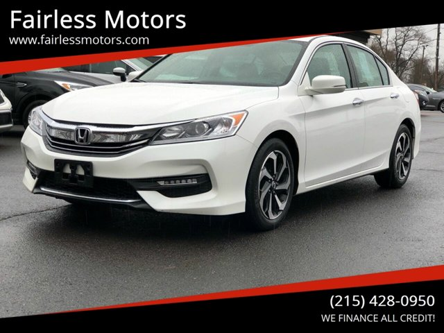 Used 2017 Honda Accord Sedan in Fairless Hills, PA