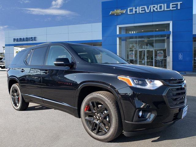 2020 Chevrolet Traverse Premier FWD 4dr Premier Gas V6 3.6L/217 [17]
