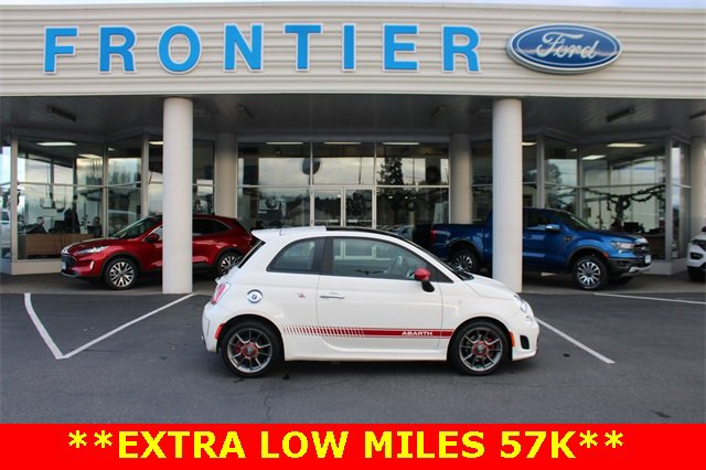 Used 2013 FIAT 500 in Anacortes, WA
