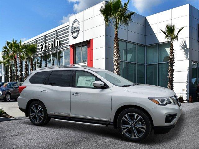 New 2019 Nissan Pathfinder in Orlando, FL