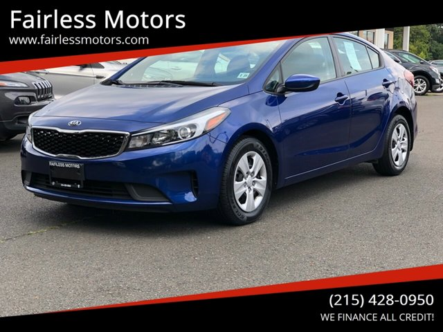 Used 2018 KIA Forte in Fairless Hills, PA