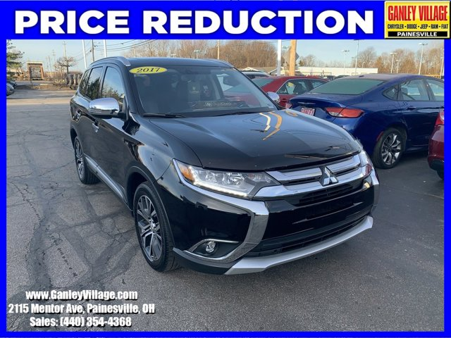 Used 2017 Mitsubishi Outlander in Cleveland, OH
