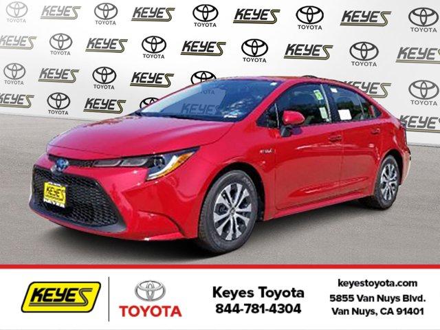 New 2020 Toyota Corolla Hybrid in Van Nuys, CA