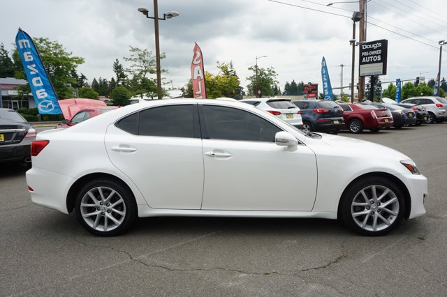 2012 Lexus IS  4dr Sport Sdn Auto AWD
